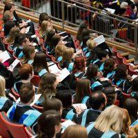 Education graduates -- Mount convocation 2016