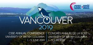 Congrès 2019 de la SCÉÉ University of British Columbia