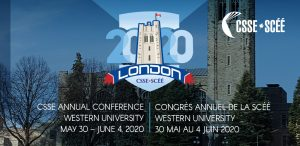 CSSE Conference 2020 Western University